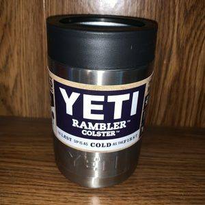 Yeti colster Yeti Koozie can holder keeps ❄️🌬